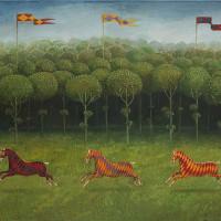 Мальвина де Браде (Malwina de Brade) - художница из Польши - фото H0993-L111292876-200x200, главная Фото , конный журнал EquiLIfe
