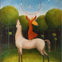 Мальвина де Браде (Malwina de Brade) - художница из Польши - фото H0993-L136818677-200x200, главная Фото , конный журнал EquiLIfe