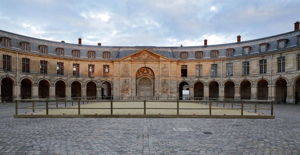 La Grande Écurie - Большие Конюшни в Версале - фото andrelenotre-com-presse-chateauversailles-fr, главная Конные истории Конюшня , конный журнал EquiLIfe