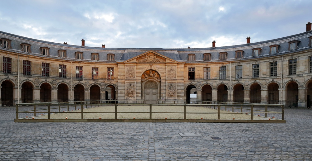La Grande Écurie - Большие Конюшни в Версале - фото andrelenotre-com-presse-chateauversailles-fr, Recommendation Конные истории , конный журнал EquiLIfe
