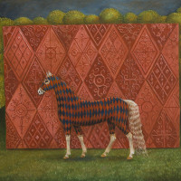 Мальвина де Браде (Malwina de Brade) - художница из Польши - фото d8e3cd051004627ae5e11370eff6e7da-200x200, главная Фото , конный журнал EquiLIfe