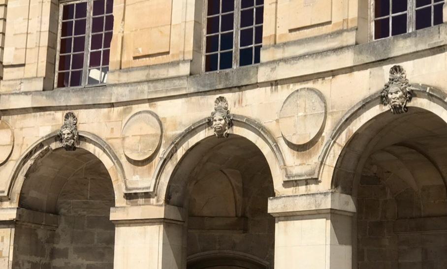 La Grande Écurie - Большие Конюшни в Версале - фото dDr0khQX_Yc, главная Конные истории Конюшня , конный журнал EquiLIfe