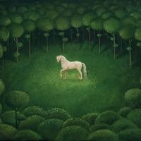 Мальвина де Браде (Malwina de Brade) - художница из Польши - фото malwina_de_Brade_obrazy_galeria_1-200x200, главная Фото , конный журнал EquiLIfe