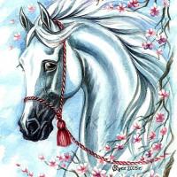 Волшебные лошади Оксаны Кукс - фото -200x200, Recommendation Фото , конный журнал EquiLIfe