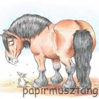 Карикатуры Papírmusztáng - фото 10509746_430923820383912_240605514645685450_n-200x200, главная Фото , конный журнал EquiLIfe