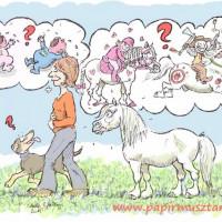 Карикатуры Papírmusztáng - фото 10982142_568091050000521_6400557901808771442_n-200x200, главная Фото , конный журнал EquiLIfe