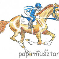 Карикатуры Papírmusztáng - фото 10992_210166842459612_139225701_n-200x200, главная Фото , конный журнал EquiLIfe