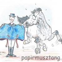 Карикатуры Papírmusztáng - фото 1239513_301687623307533_79957962_n-200x200, главная Фото , конный журнал EquiLIfe