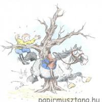 Карикатуры Papírmusztáng - фото 251699_209827659160197_447864022_n-200x200, главная Фото , конный журнал EquiLIfe