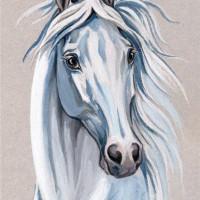 Волшебные лошади Оксаны Кукс - фото 25fb352fb649b485490f9cdc434cf585-200x200, главная Фото , конный журнал EquiLIfe