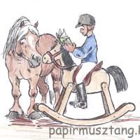 Карикатуры Papírmusztáng - фото 312569_180096072133356_918983394_n-200x200, главная Фото , конный журнал EquiLIfe