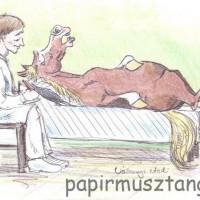 Карикатуры Papírmusztáng - фото 395541_195455383930758_651952685_n-200x200, главная Фото , конный журнал EquiLIfe