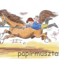 Карикатуры Papírmusztáng - фото 398050_190503321092631_1081898681_n-200x200, главная Фото , конный журнал EquiLIfe