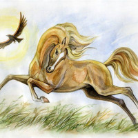 Волшебные лошади Оксаны Кукс - фото 3a95198fa24b963eb1d7d940c8262e0a-200x200, Recommendation Фото , конный журнал EquiLIfe