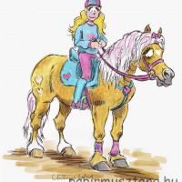 Карикатуры Papírmusztáng - фото 426801_185934388216191_1316244243_n-200x200, главная Фото , конный журнал EquiLIfe