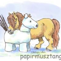Карикатуры Papírmusztáng - фото 45551_191671760975787_367190977_n-200x200, главная Фото , конный журнал EquiLIfe