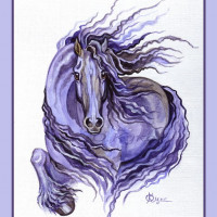 Волшебные лошади Оксаны Кукс - фото 45UPjjUhhEg-200x200, главная Фото , конный журнал EquiLIfe