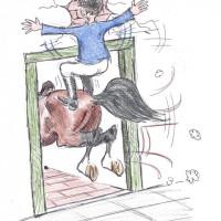 Карикатуры Papírmusztáng - фото 582317_192387604237536_1130275264_n-200x200, главная Фото , конный журнал EquiLIfe