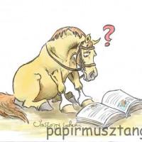 Карикатуры Papírmusztáng - фото 58679_182884388521191_531631382_n-200x200, главная Фото , конный журнал EquiLIfe