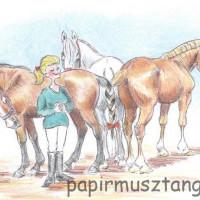 Карикатуры Papírmusztáng - фото 599892_208039066005723_822173646_n-200x200, главная Фото , конный журнал EquiLIfe
