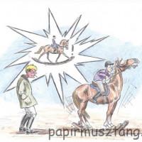 Карикатуры Papírmusztáng - фото 601113_197313450411618_1810871082_n-200x200, главная Фото , конный журнал EquiLIfe