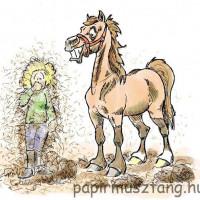 Карикатуры Papírmusztáng - фото 69269_216574085152221_1992168172_n-200x200, главная Фото , конный журнал EquiLIfe
