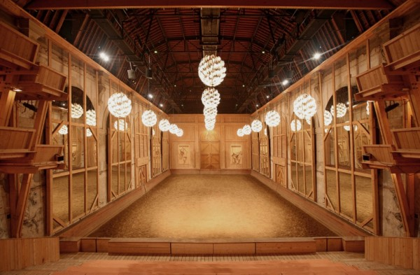 La Grande Écurie - Большие Конюшни в Версале - фото d7fd5b9e7fb69c8d72909aeb79a93ddd, Recommendation Конные истории , конный журнал EquiLIfe