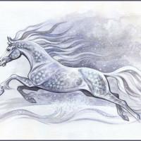Волшебные лошади Оксаны Кукс - фото jRGzupgXLxM-200x200, главная Фото , конный журнал EquiLIfe