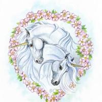 Волшебные лошади Оксаны Кукс - фото t1lr3jTPjCA-200x200, главная Фото , конный журнал EquiLIfe
