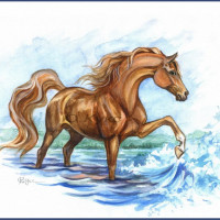 Волшебные лошади Оксаны Кукс - фото zZfQi_BptZ0-200x200, главная Фото , конный журнал EquiLIfe