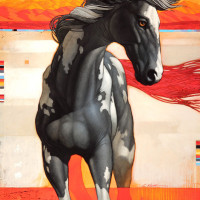 Художник Крейг Козак (Craig Kosak) - фото 072143047d286b87c61335334c7c-200x200, главная Фото , конный журнал EquiLIfe