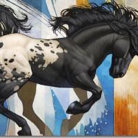 Художник Крейг Козак (Craig Kosak) - фото 0eb823fd3d566dbc34f988eda0gy-200x200, главная Фото , конный журнал EquiLIfe