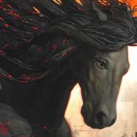 Художник Крейг Козак (Craig Kosak) - фото 1348495037-157160-fourwinds-200x200, главная Фото , конный журнал EquiLIfe