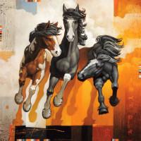 Художник Крейг Козак (Craig Kosak) - фото 1348495042-143528-threewindsandtheredshama-n-200x200, главная Фото , конный журнал EquiLIfe