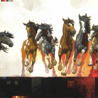 Художник Крейг Козак (Craig Kosak) - фото 138f239a496f-200x200, главная Фото , конный журнал EquiLIfe