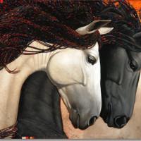 Художник Крейг Козак (Craig Kosak) - фото 62b8244e7f3aadebe846dcfa13gy-200x200, главная Фото , конный журнал EquiLIfe