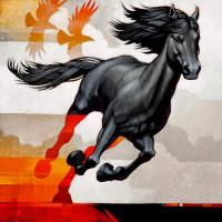 Художник Крейг Козак (Craig Kosak) - фото 8-200x200, главная Фото , конный журнал EquiLIfe