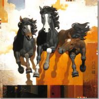 Художник Крейг Козак (Craig Kosak) - фото f712d65bf08d0e8f8bbe3274caxy-200x200, главная Фото , конный журнал EquiLIfe