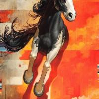 Художник Крейг Козак (Craig Kosak) - фото fba6daf9f426761ff451a60227ffb636-200x200, главная Фото , конный журнал EquiLIfe