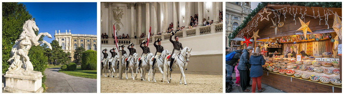 Рождественская ВЕНА и Королевская испанская Школа верховой езды - фото 02, , конный журнал EquiLIfe