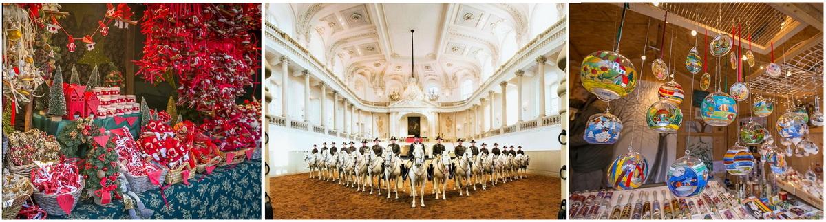Рождественская ВЕНА и Королевская испанская Школа верховой езды - фото 05, , конный журнал EquiLIfe