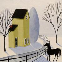 Художница Дэбби Крисвелл (Debbie Criswell) - фото 0d8f5da9af697bfc092c94ba4c8989c2-200x200, главная Фото , конный журнал EquiLIfe