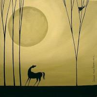 Художница Дэбби Крисвелл (Debbie Criswell) - фото 4SSZQUPnSSI-200x200, главная Фото , конный журнал EquiLIfe