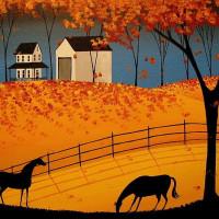 Художница Дэбби Крисвелл (Debbie Criswell) - фото 4b115572c94905afe8cc8a7c552c1d6e-200x200, главная Фото , конный журнал EquiLIfe