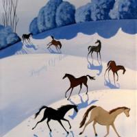 Художница Дэбби Крисвелл (Debbie Criswell) - фото 53KxGyXqy5o-200x200, главная Фото , конный журнал EquiLIfe