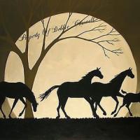 Художница Дэбби Крисвелл (Debbie Criswell) - фото 9ypYBeFGGSg-200x200, главная Фото , конный журнал EquiLIfe