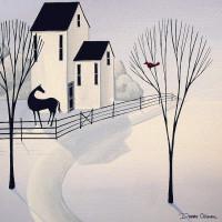 Художница Дэбби Крисвелл (Debbie Criswell) - фото DEC88-200x200, главная Фото , конный журнал EquiLIfe