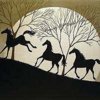 Художница Дэбби Крисвелл (Debbie Criswell) - фото druJRg52Zg8-200x200, главная Фото , конный журнал EquiLIfe
