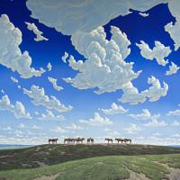 Художник Фил Эпп (Phil Epp) - фото B-200x200, главная Фото , конный журнал EquiLIfe