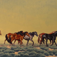 Художник Фил Эпп (Phil Epp) - фото IMG_8021-200x200, главная Фото , конный журнал EquiLIfe